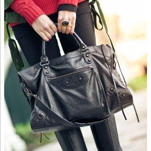Balenciaga Bags - Balenciaga Moto City